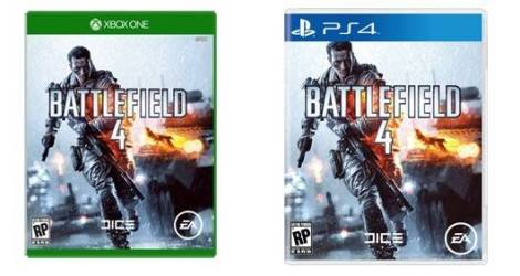 xbox one and ps4 battlefield 4