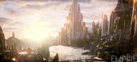 Asgard is currently kids go free with Thomas Cook