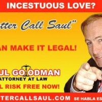 Don't drink and drive, but if you do, call me. - Saul Goodman gets his own show